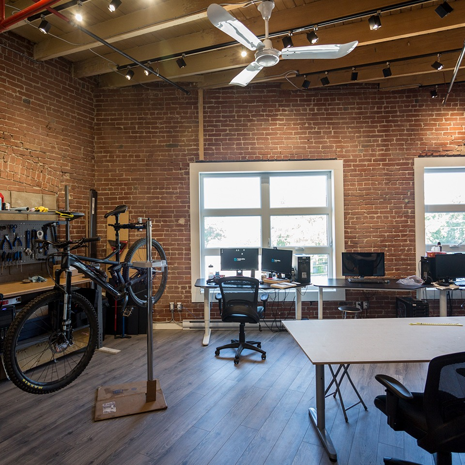 Usine 231 Secteur Espaces bureaux