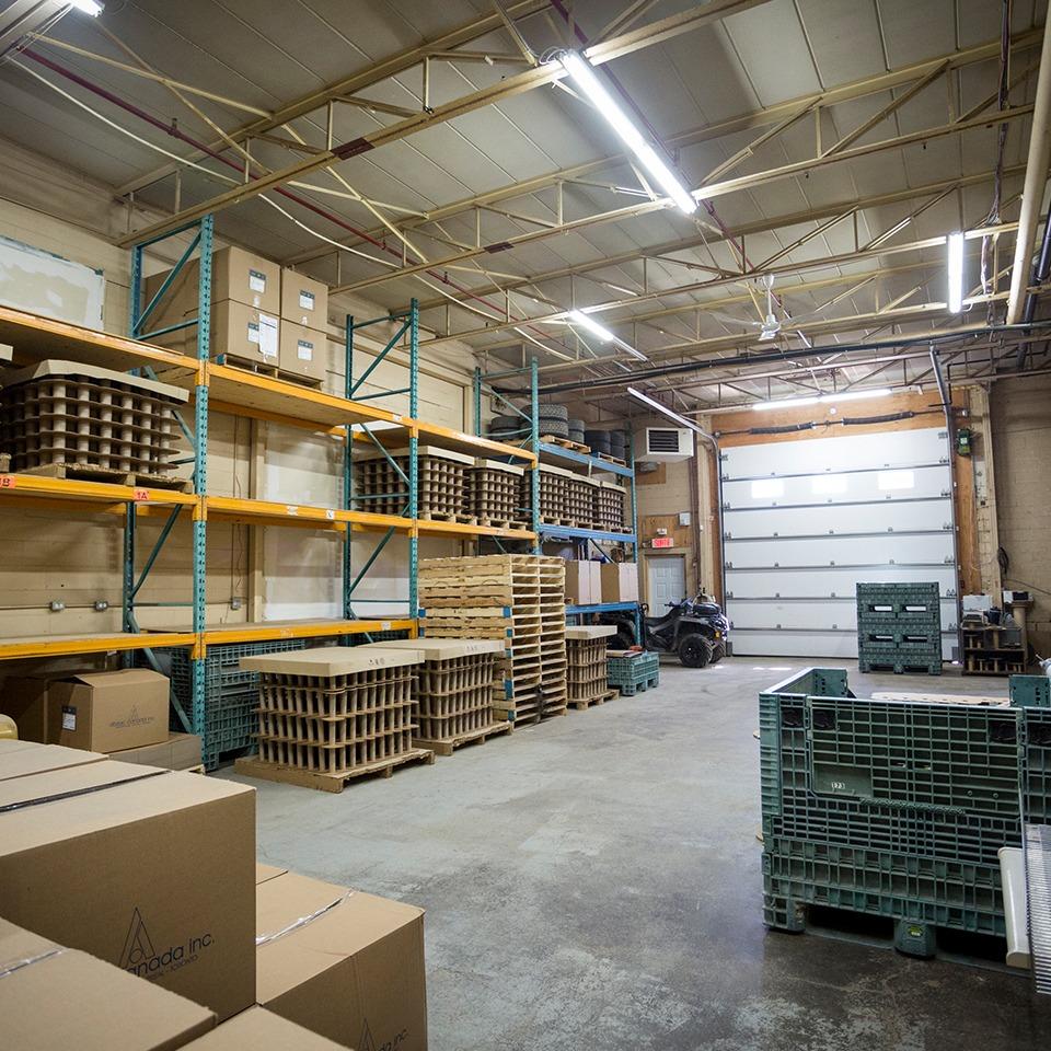 Usine 231 Secteur Espaces industriels